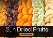 Sun Dried Fruits
