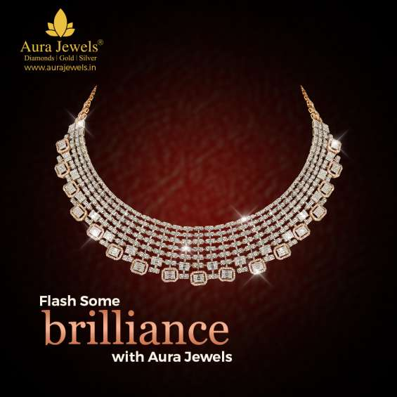 Best gold jewellery in bangalore - aura jewels