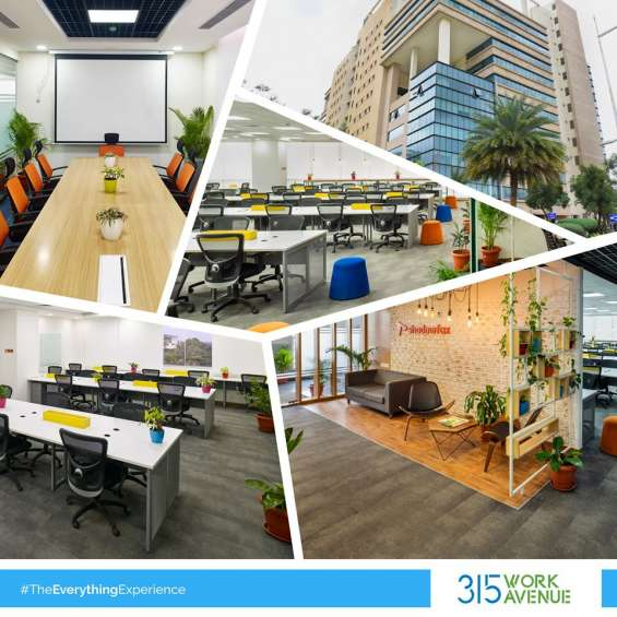 Coworking office space in india- https://www.315workavenue.com/
