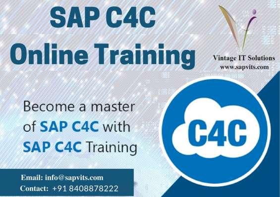 Sap c4c training material
