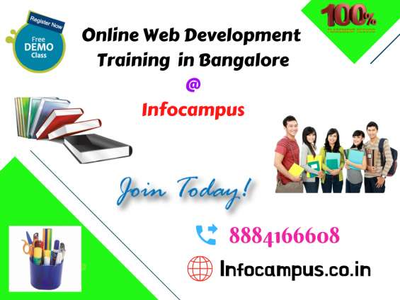 Online web development course in marathahalli bangalore