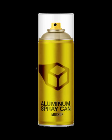 Aluminium can (aerosol dispensing)