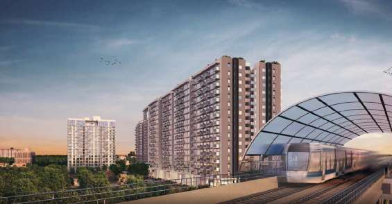 Royale woods ongoing row houses projects in bangalore by godrej properties
