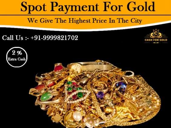 Gold buyers in delhi