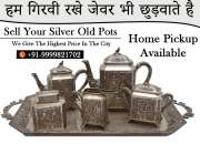 Sell Silver in Gurgaon