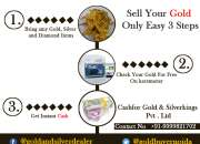 Best Place To Sell Gold and Silver in Delhi