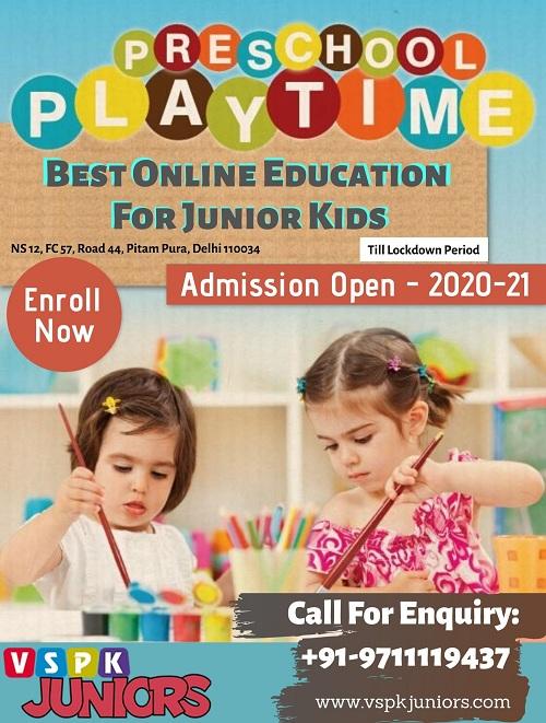 Best nursery school in pitampura delhi