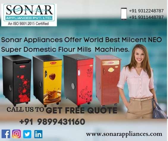 Buy flour mill atta chakki machine online at low price in delhi