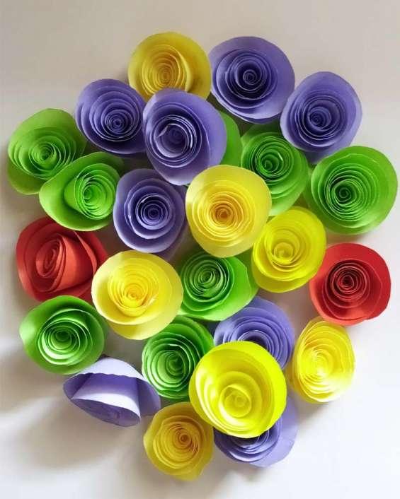 Designer flower for wall decor office decor