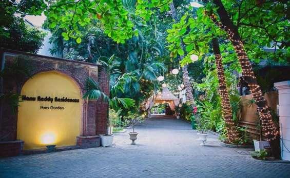 Service apartments in teynampet chennai | hanu reddy residences