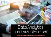 Join Data Analytics course in Mumbai, and get into top MNCs of the world