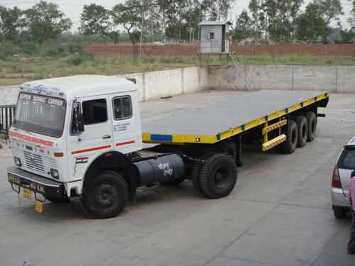 Trailer truck transport delhi ncr