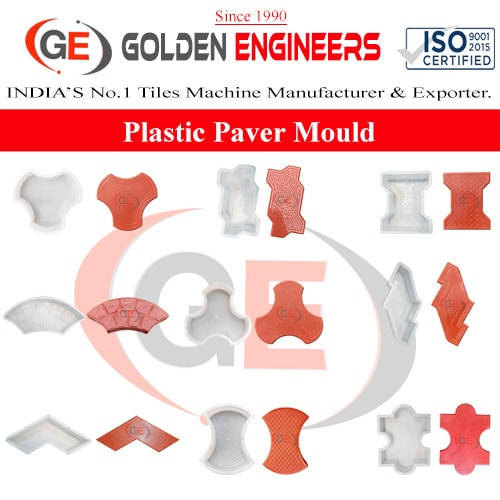 Golden engineers is the prime  plastic paver moulds manufacturers. we work for best  quality and standards. our employs  work very hard for plastic  paver moulds and  uses the high quality of raw materials like stainless steel, sourced from trusted vendor