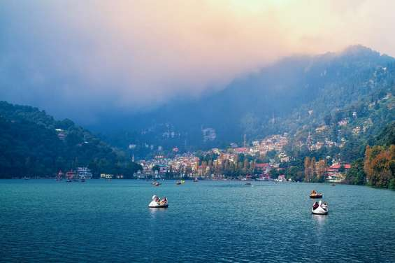 Most famous places in nainital