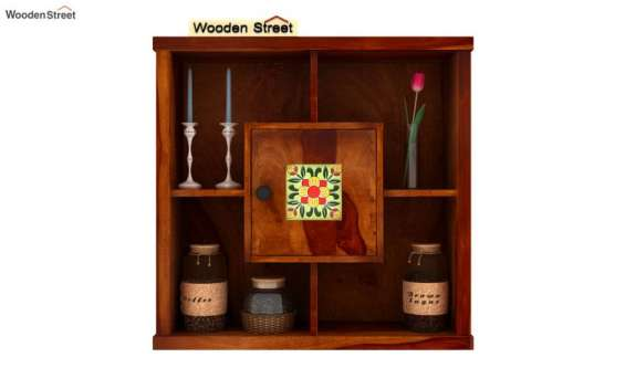 Pictures of Solid wood rack design online at low price 2