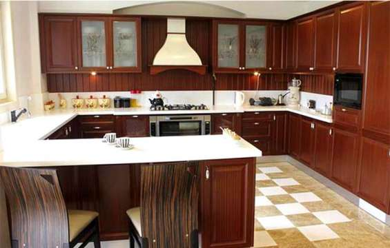 Modular kitchen in faridabad   modular kitchen dealer in faridabad