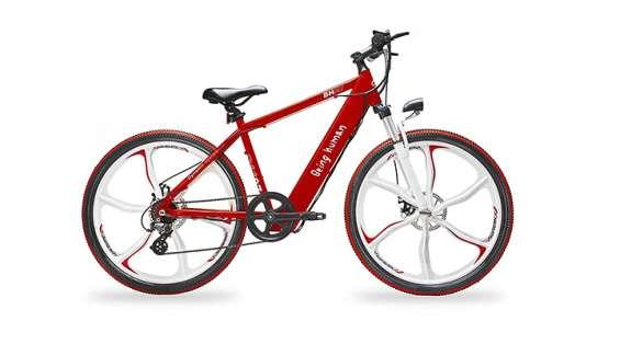 Electric bicycle in delhi - urban ebykes