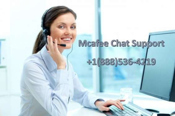 Mcafee chat support || mcafee refund +1(888)536-4219