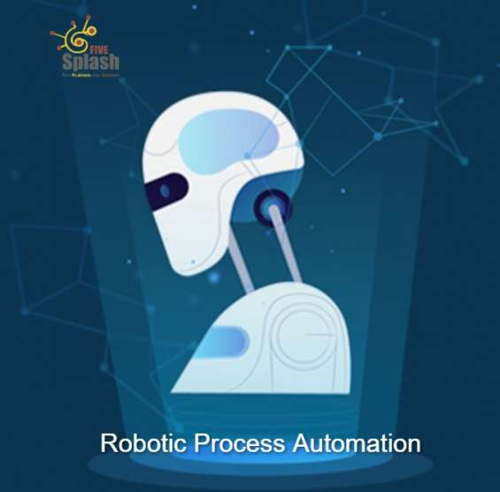 Best robotic process automation service provide by fivesdigital.