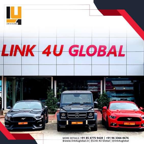 Used luxury cars in kerala & delhi | link4uglobal