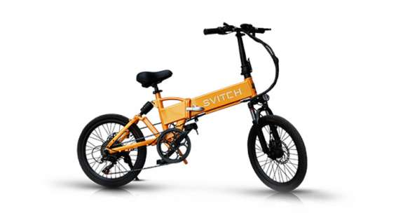 Svitch xe+ electric bicycle