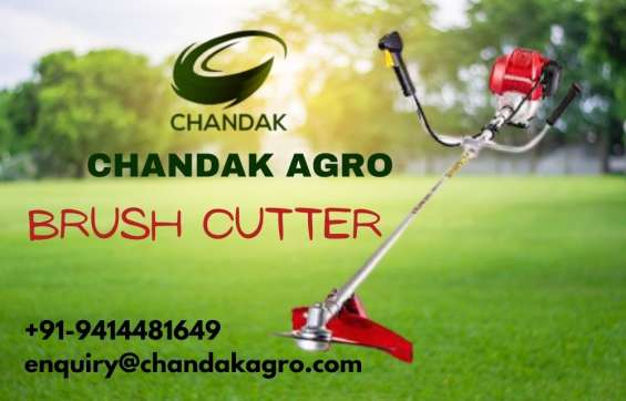 Brush cutter from chandak agro