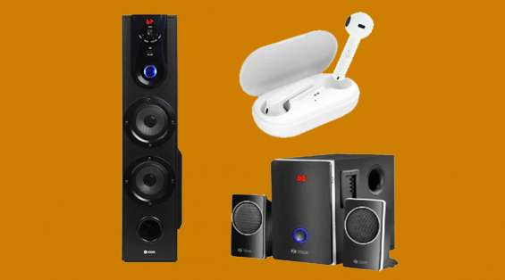 These audio products launched in india for music lovers, will compete with them