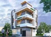 3D Exterior Rendering Services | 3D Exterior Design Company | Elevation Studio