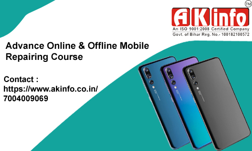 Smart phone repairing course in delhi at affordable cost