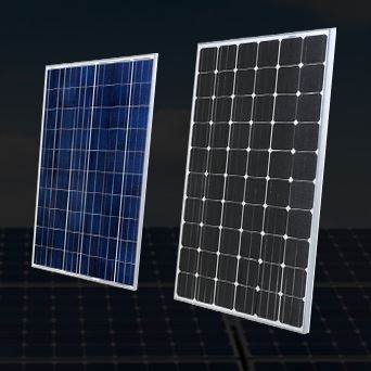 Solar panels - delivering high efficiency with lower degradation