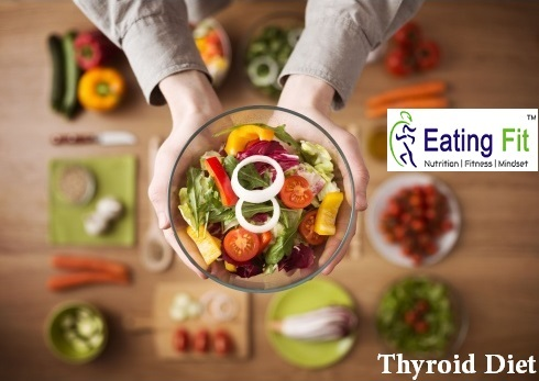 Does fat in the diet affect the thyroid?