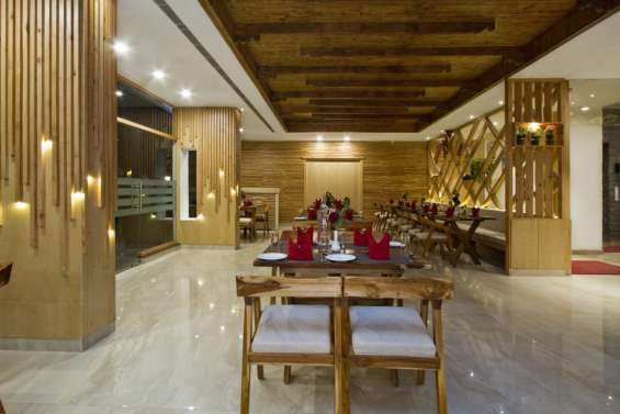 The white stone resorts best hotels in manali