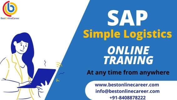 Sap simple logistics module course | sap sl online training