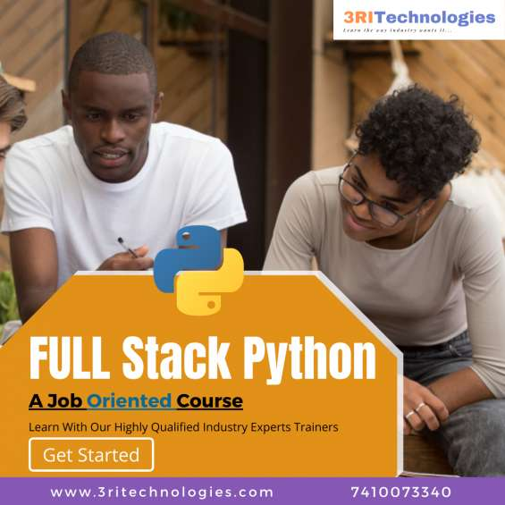 Full stack python training in pune is the leading institution for java training. we have been offering frontline classroom tutorials that are delivered by highly qualified and experienced trainers on board full stack python training in pune.