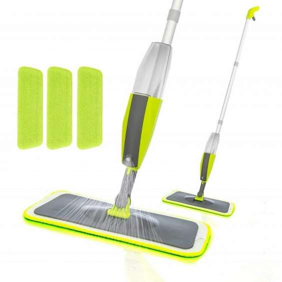 360 degree cleaning healthy spray mop