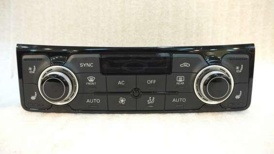 Audi a8 (d4) 3.0 tfsi quattro 2011 ac control panel