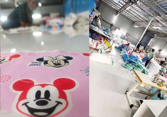 Pictures of Best baby care products manufactures in pune, with disney brand 1