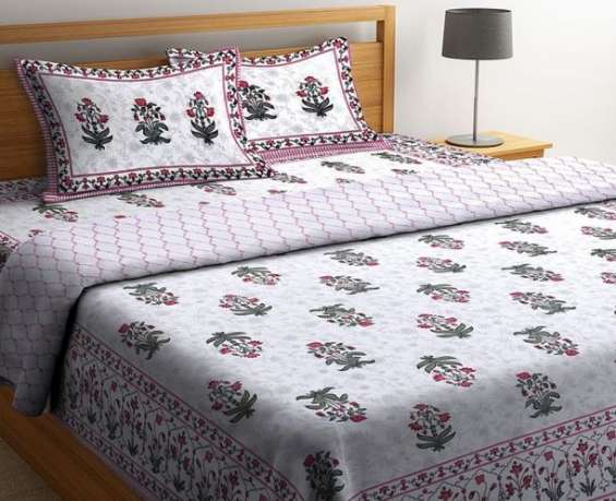 Order online exclusive bed linen from woodenstreet at up to 55% off