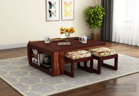 Buy latest tables online from wooden street at best prices in india