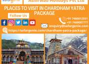 Places To Visit In Chardham Yatra Package