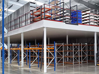 Modular mezzanine floor manufacturers