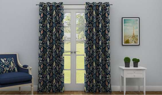 Explore curtains online at best price   wooden street
