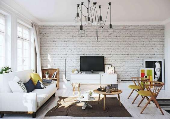 15 feature wall ideas that can impress anyone