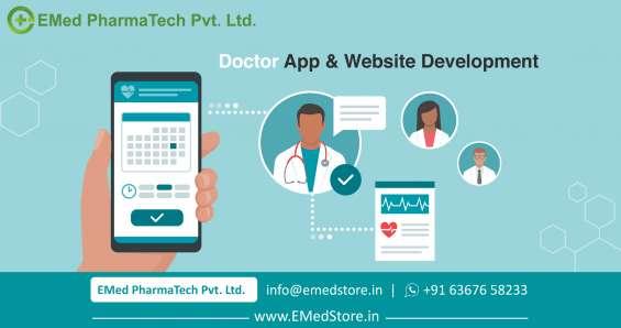 6 benefits of doctor app development with emedstore