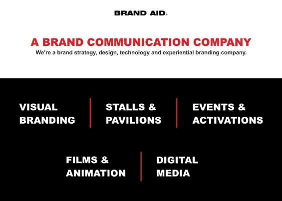 Best content marketing company in ahmedabad - brand aid