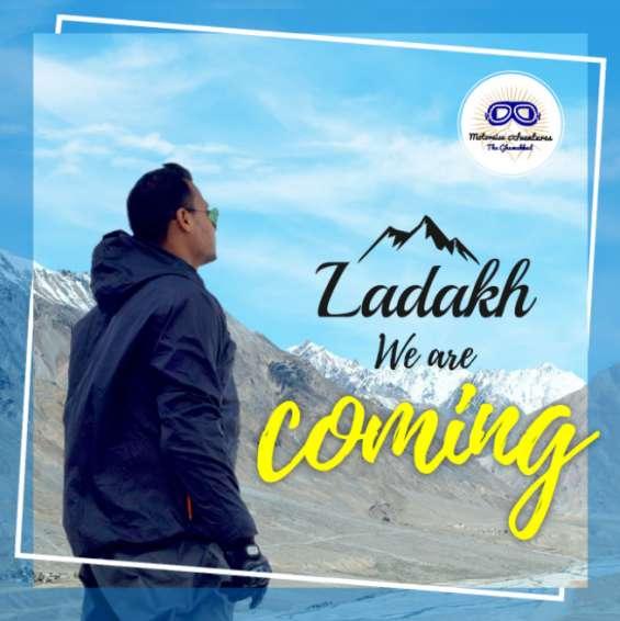 Book leh ladakh bike trip packages at flat 20% off