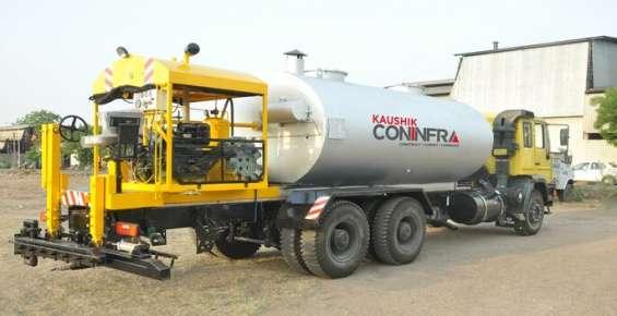 Ensure efficient spray of bitumen with our bitumen sprayers!