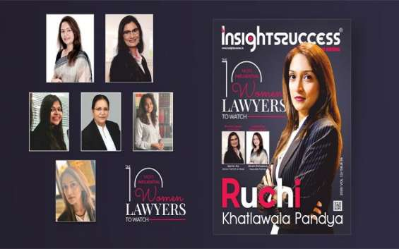 The 10 most influential women lawyers to watch