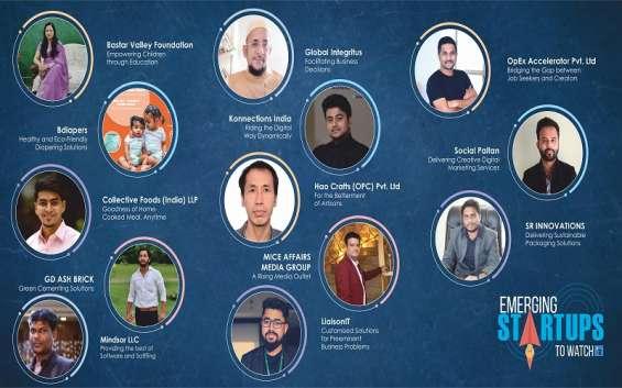 Emerging startup to watch