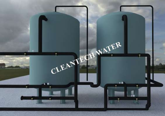 Get our activated carbon filters to purify water system!